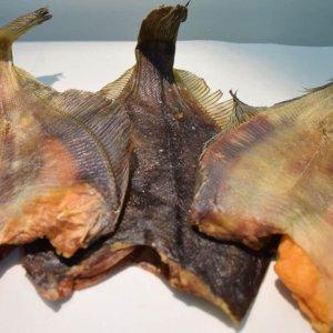 Камбала (ЕРШ) вяленная, на вес