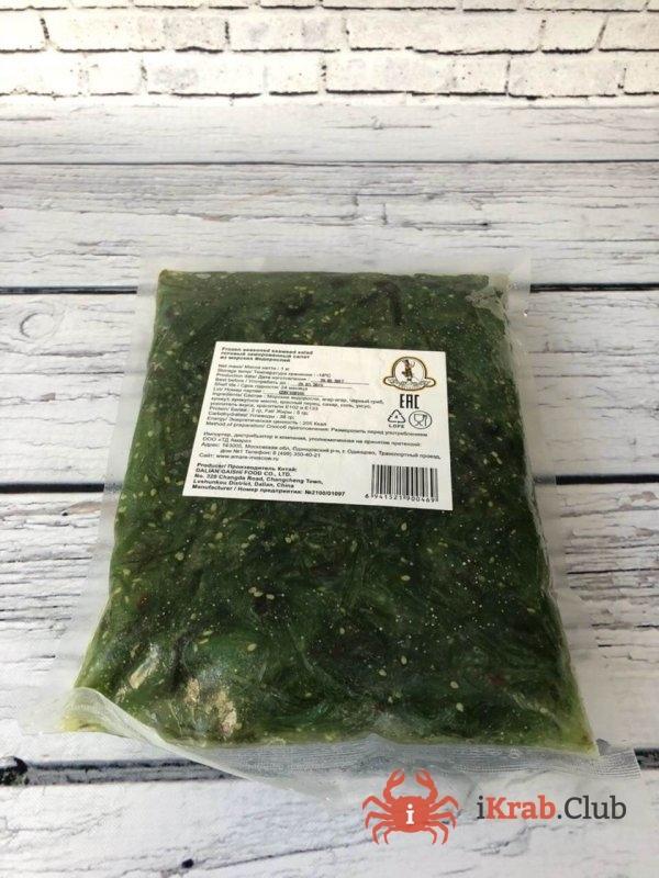 Салат чуки (морские водоросли)