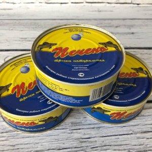 Печень трески (230гр)