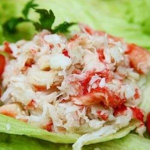 Краб Камчатский, салатное мясо, Дальний Восток
