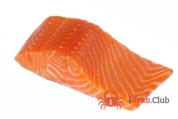 Филе лосося атлантического (Сёмги), охлажд
