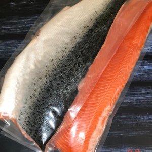 Филе лосося атлантического (Сёмги), охлажденная