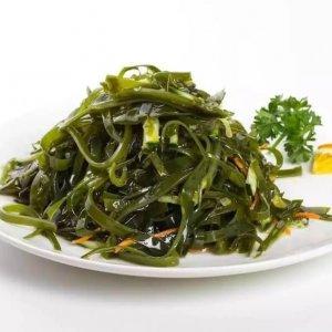 Морская капуста, салат